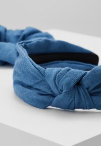 Miss Selfridge - HEADBAND AND SCRUNCHIE 2 PACK - Hårstyling-accessories - blue - 4
