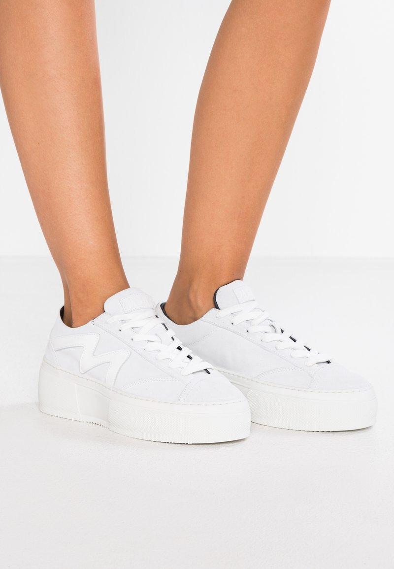 MSGM - Sneaker low - white