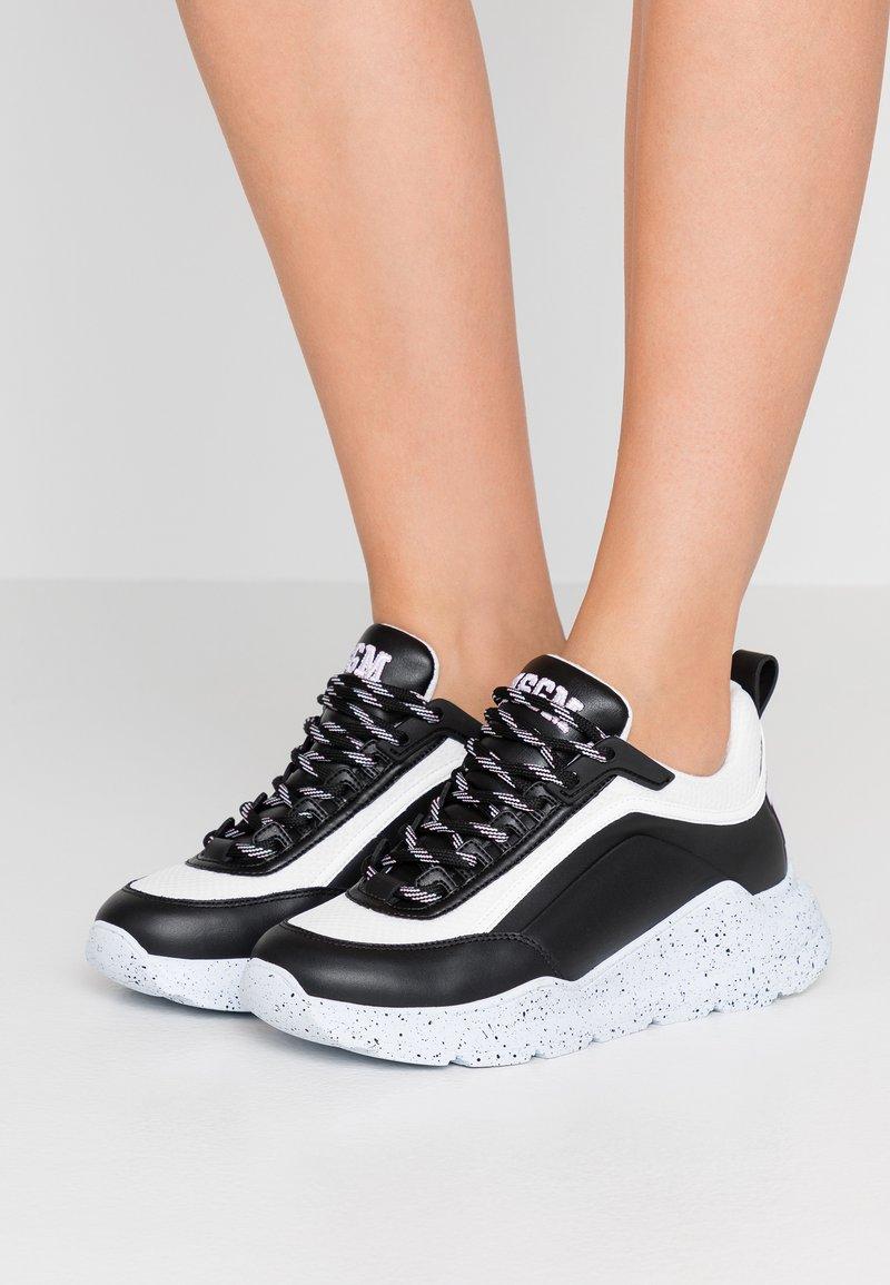 MSGM - RUNNING - Sneaker low - black