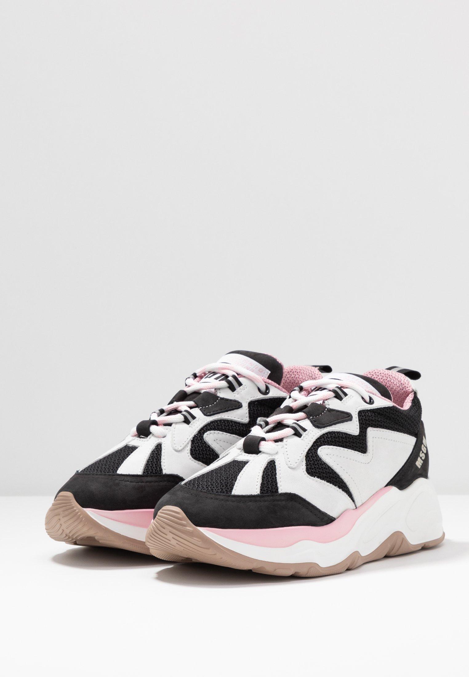 MSGM Sneaker low black