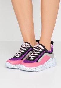MSGM - Trainers - purple - 0