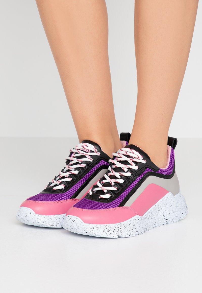 MSGM - Sneaker low - purple