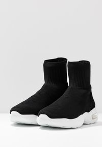 MSGM - DONNA SHOES - High-top trainers - black - 4