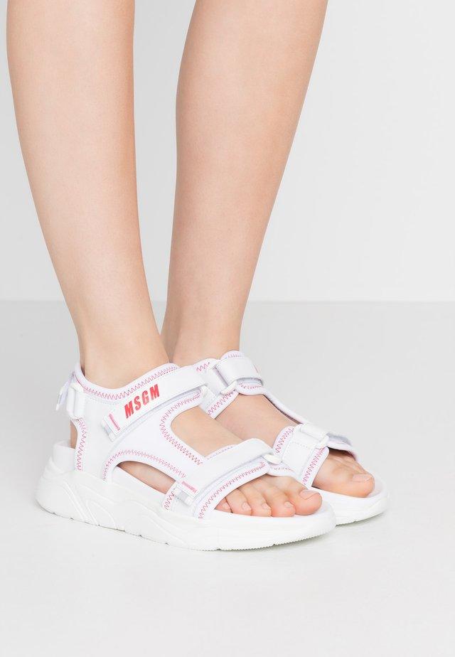 DONNA  - Sandaler - white