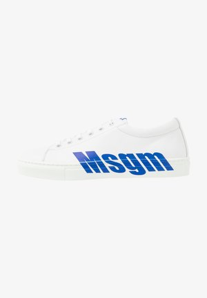 DONNA WOMAN`S SHOES - Tenisky - white/blue