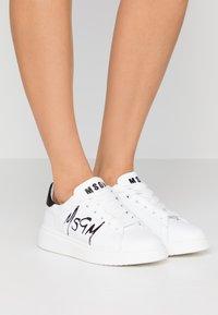 MSGM - SCARPA SHOES - Sneaker low - white - 0