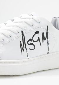 MSGM - SCARPA SHOES - Sneaker low - white - 2