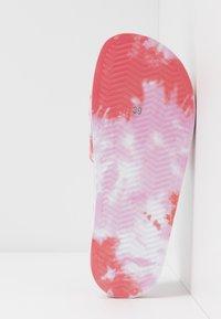 MSGM - CIABATTA DONNA WOMANS SLIDE - Sandaler - red/pink - 4