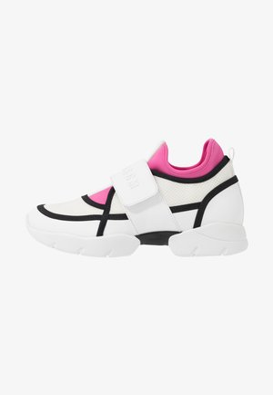 SCARPA DONNA WOMANS SHOES - Matalavartiset tennarit - white