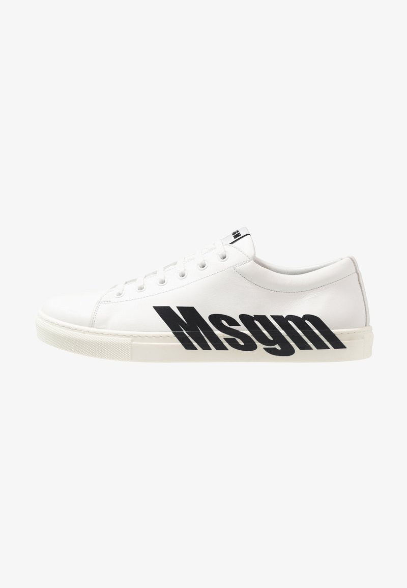 MSGM - Sneakers basse - white/black