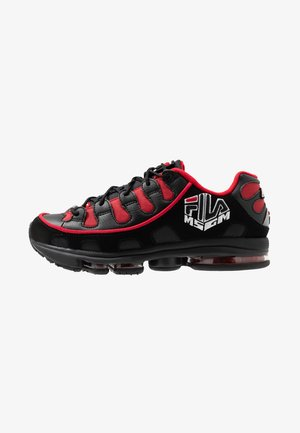 FILA X MSGM  - Sneakers laag - red