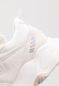 MSGM - Sneaker low - white - 6