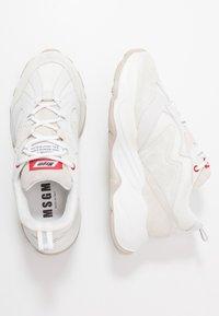 MSGM - Sneaker low - white - 1
