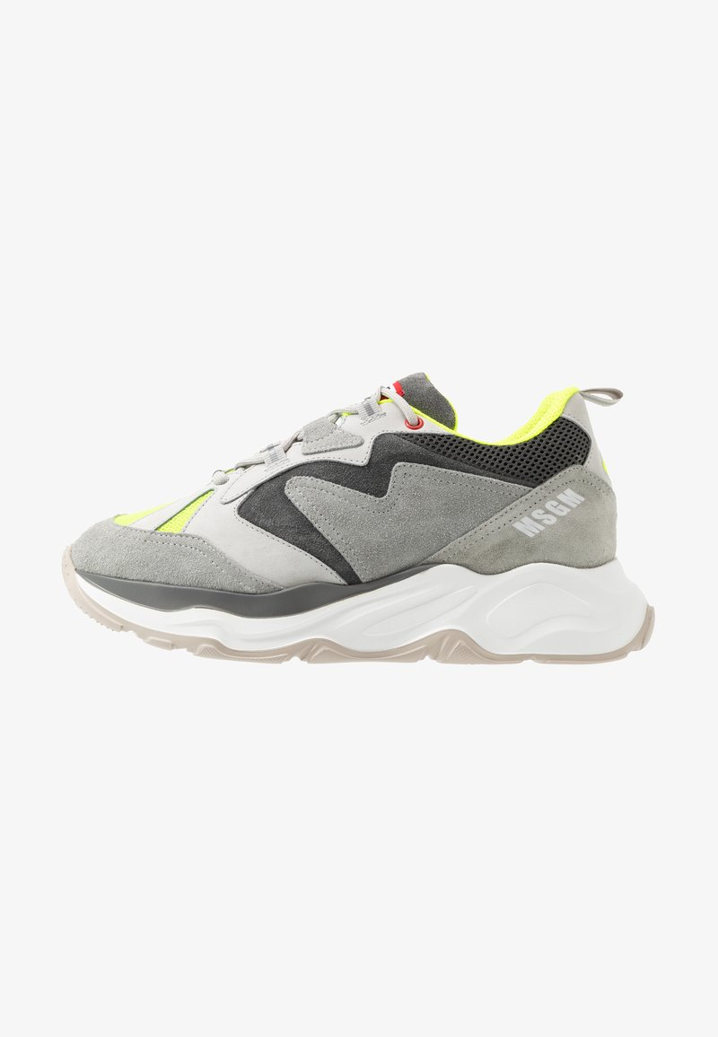 MSGM - Trainers - light grey