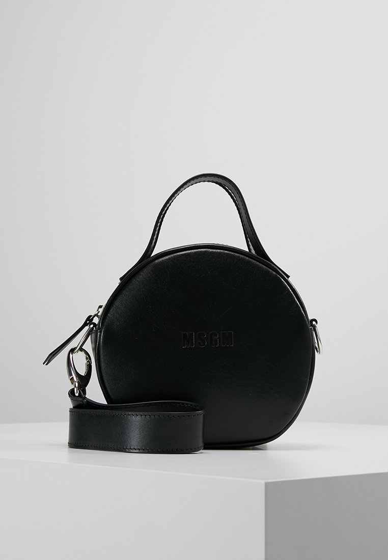 MSGM - TAMBOURINE BAG - Umhängetasche - black
