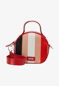 MSGM - TAMBOURINE BAG - Schoudertas - pink/red/white/black - 5