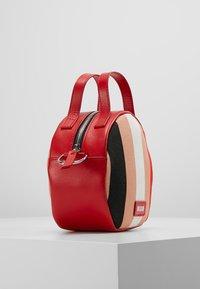 MSGM - TAMBOURINE BAG - Schoudertas - pink/red/white/black - 3