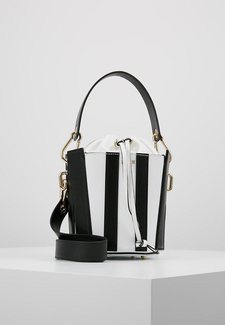MSGM - Across body bag - black/white