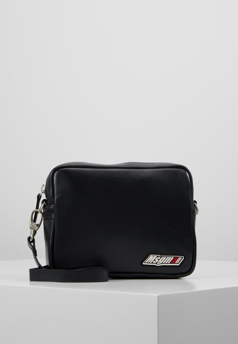 MSGM - Umhängetasche - black
