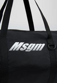 MSGM - Weekender - black - 6