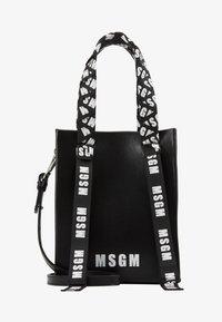 MSGM - Handbag - black - 4