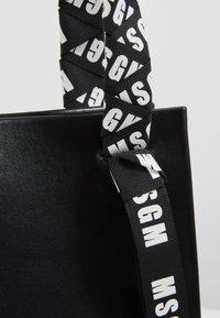 MSGM - Kabelka - black - 5