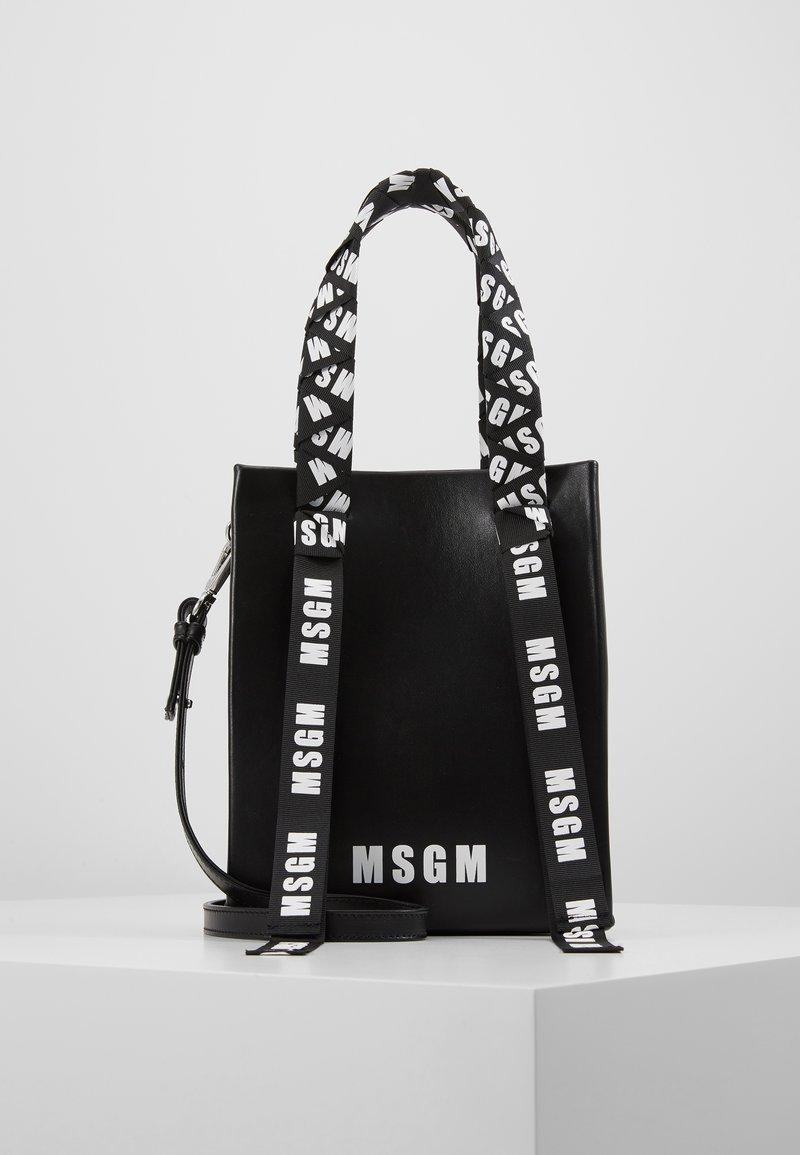 MSGM - Kabelka - black
