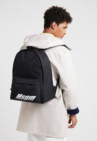 MSGM - Mochila - black - 1
