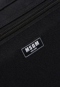 MSGM - Across body bag - black - 2