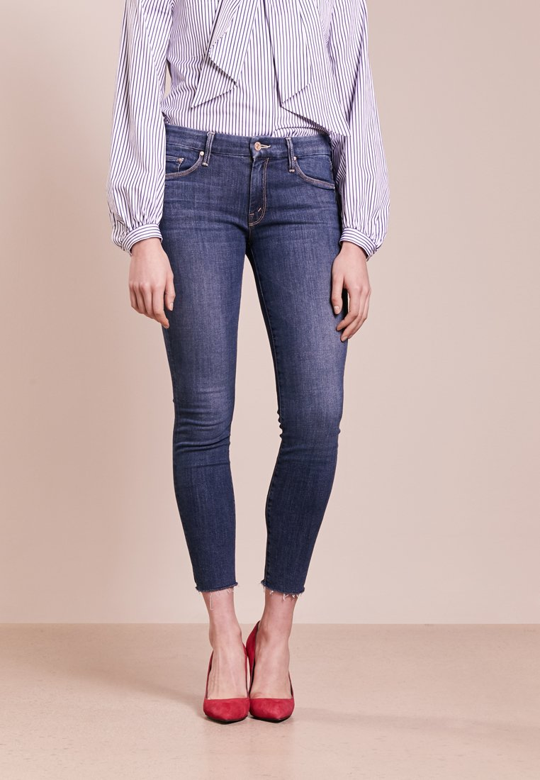 Mother - LOOKER ANKLE FRAY - Jeans Skinny Fit - girl crush