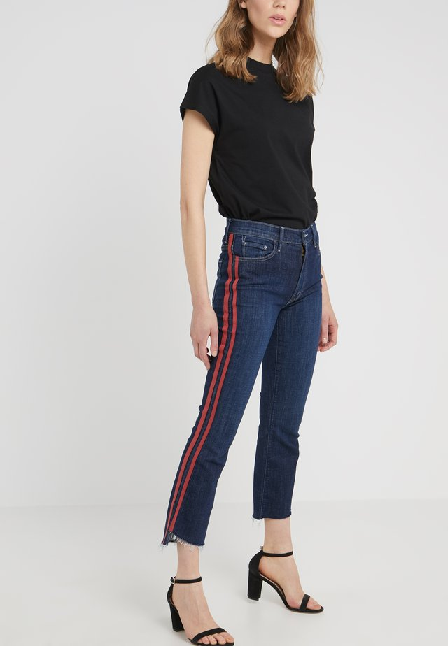 INSIDER - Flared Jeans - speed racer