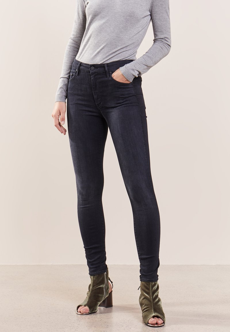 Mother - LOOKER - Jeans Skinny Fit - blackbird