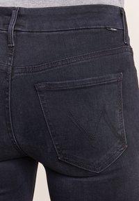 Mother - LOOKER - Jeans Skinny Fit - blackbird - 4