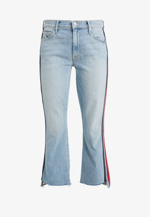 THE INSIDER CROP - Jeans Skinny - thanks again racer