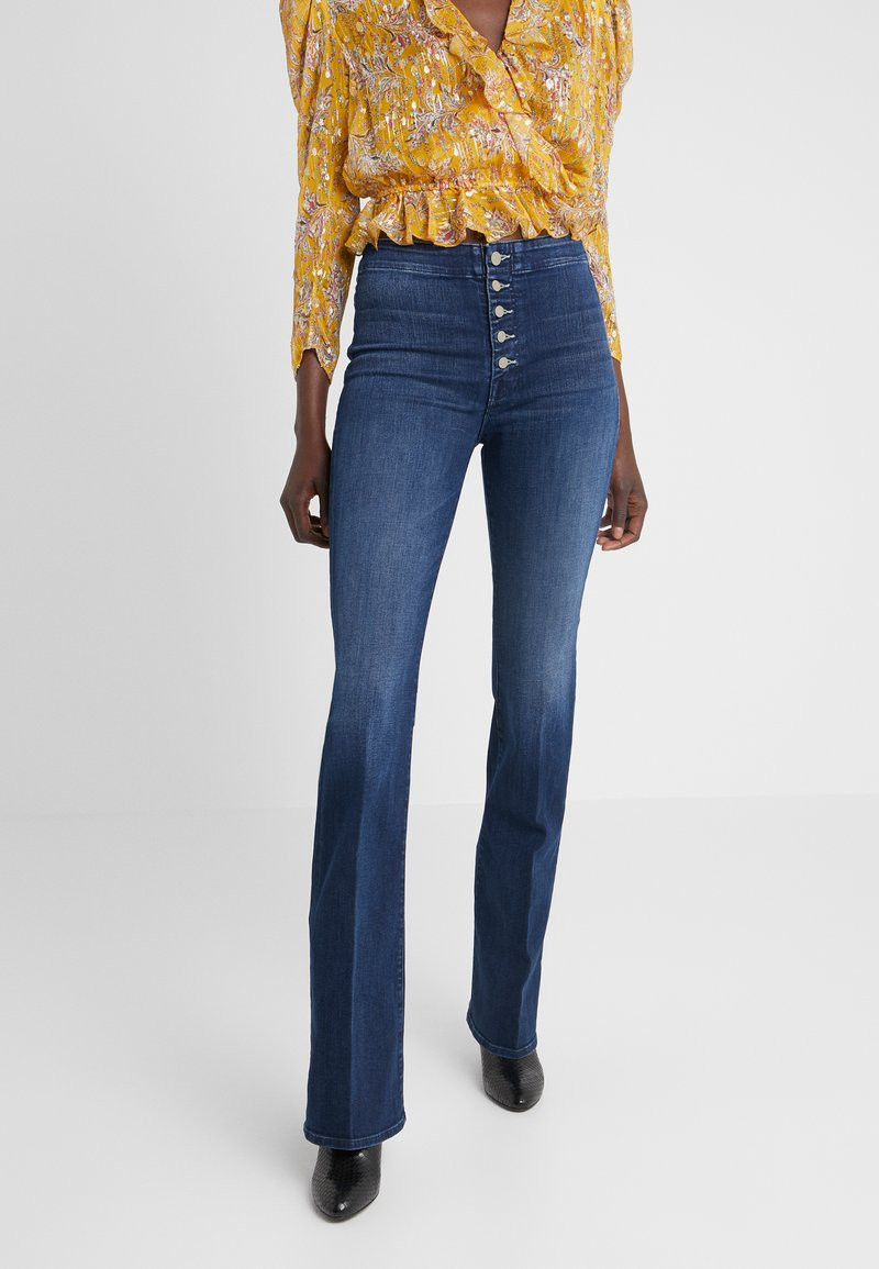 Mother - THE HOLLYWOOD PIXIE CRUISER  - Relaxed fit jeans - two strangers ride