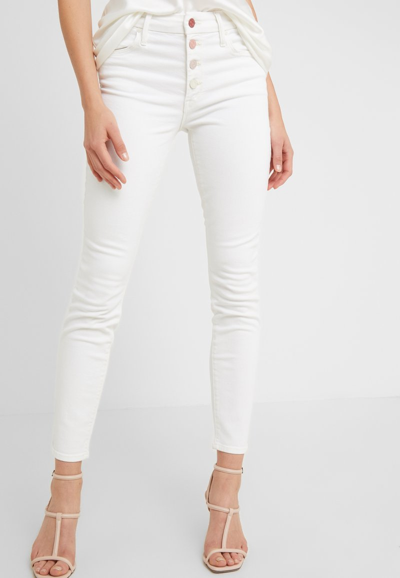 Mother - THE PIXIE ANKLE  - Jeans Skinny Fit - taste the rainbow