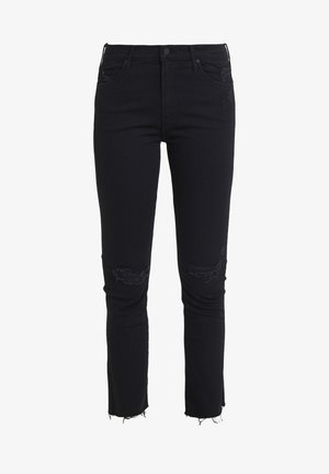 THE RASCAL ANKLE FRAY PANT - Jeans Straight Leg - guilty as sin