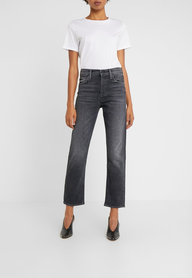 THE TOMCAT ANKLE - Relaxed fit jeans - say you're sorry