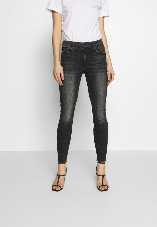 THE LOOKER ANKLE FRAY - Skinny-Farkut - stargazing