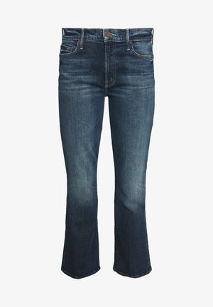 THE OUTSIDER ANKLE - Jeans Skinny Fit - blue denim