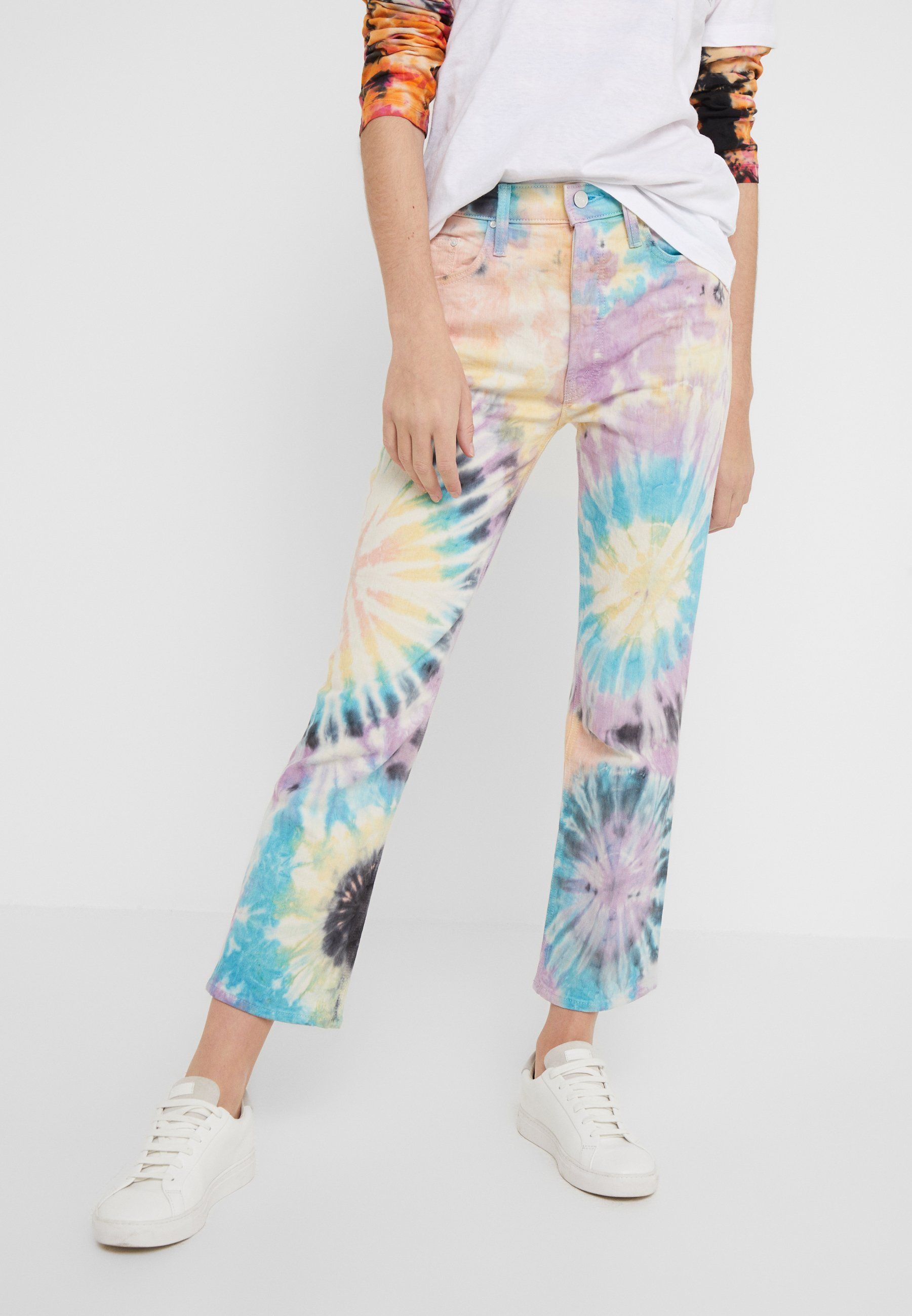 Mother The Pant - Jeans Bootcut Swirling Secrets FMbHiyR