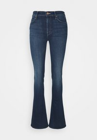 Mother - THE RUNAWAY SKINNY FLARE - Bootcut jeans - home movies - 0