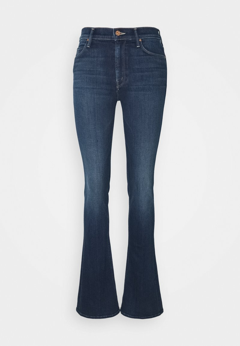 Mother - THE RUNAWAY SKINNY FLARE - Bootcut jeans - home movies