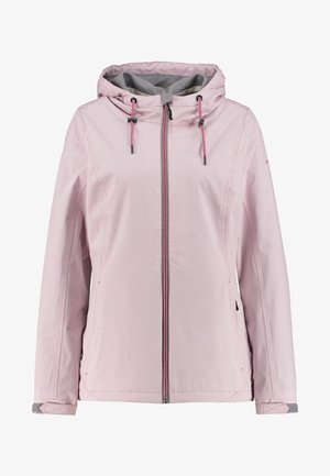 VERACRUZ - Soft shell jacket - pink