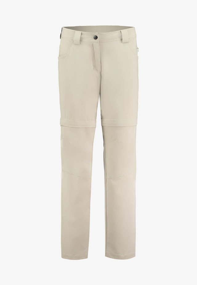 ALZIRA - Outdoor trousers - sand