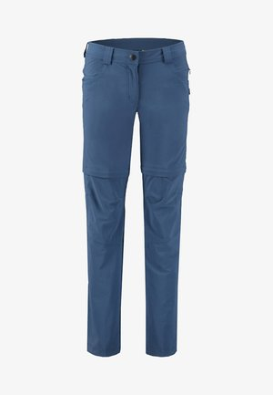 ALZIRA - Outdoor trousers - blue