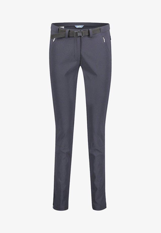 SEIS - Outdoor trousers - dark grey