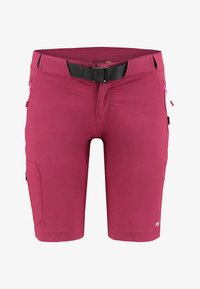 Meru - PORTO - Sports shorts - plum - 0