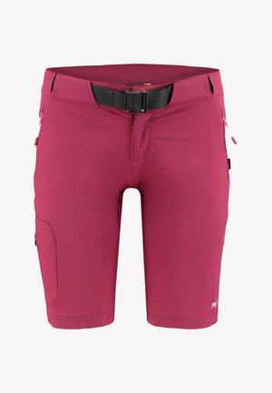 PORTO - Sports shorts - plum