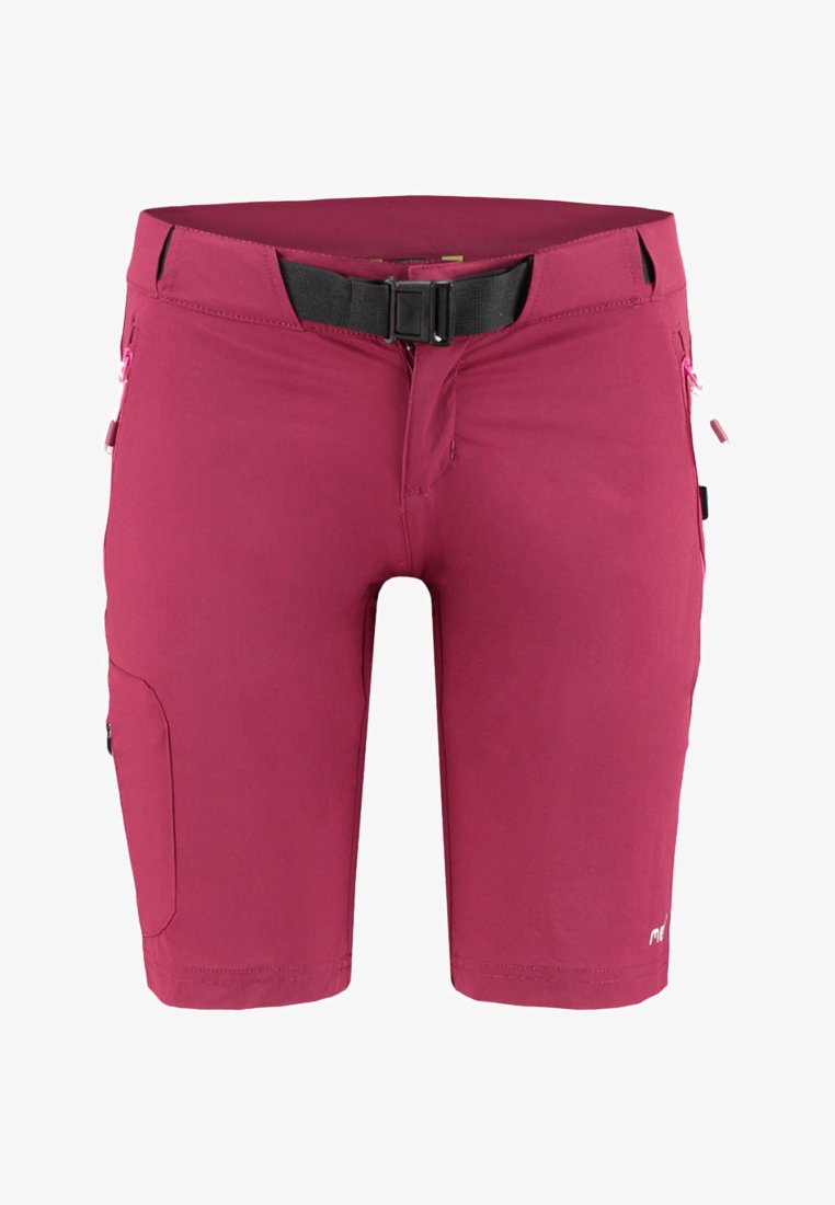 Meru - PORTO - Sports shorts - plum